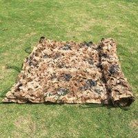 1.5x4m Jagd Militärische Tarnung Nets Armee Training Camo Netting Garten Auto Abdeckung Zelt Schatten Camping Sonne Schutzzelte und Unterkünfte