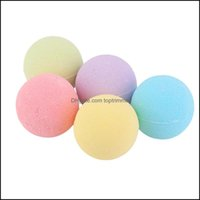 Salts Health & Beauty40G Small Size Home El Bathroom Ball Bomb Aromatherapy Type Body Cleaner Handmade Bath Salt Bombs Gift Drop Delivery 20