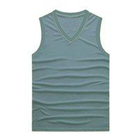 48 남자 원인 키즈 테니스 셔츠 운동복 훈련 폴리 에스터 러닝 화이트 블랙 블루 회색 Jersesesy S-XXL 야외 의류