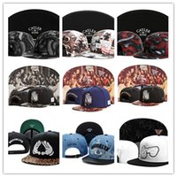 Mens Cayler & Sons Hat Baseball Cap Fitted Snap Back Leisure Sports Bucket Hats Dad Trucker Sun Women Basketball Men Snapback Caps