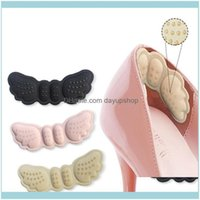 Housekeeping Organization Home & Gardenwonderlife 2Pair High Heel Insoles Butterfly Adjust Size Liner Grips Protector Sticker Pad Foot Care