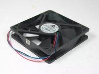 FANS COOLINGS DETLA Electronics AFB1212H 8V1D P / N: M765N-A00 DC 12V 0.35A 120x120x25mm Server Fan Fan