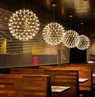 Sparkle ball chandelier wrought iron clothing store barber shop chandelier bed and breakfast tea room duplex floor lamp