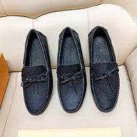 2021 الرجال القوس المتسكعون الأحذية hockenheim الأخفاف الأزياء 100٪ الجلود حزام شقة مشبك عارضة الصنادل المعدنية جلد البقر إلكتروني العمل اللباس حذاء البني كبير 306