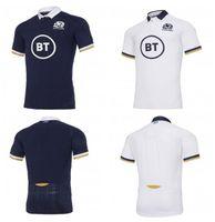 스코틀랜드 2019-2020 성인 슈퍼 럭비 저지 스코틀랜드 셔츠 Maillot Camiseta Maglia Tops S-5XL TRIKOT CAMISAS KIT