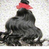 Лучшие натуральные 8A сырые волосы волосы волна филиппинских волос HHMAN волос необработанные толстые 3 пучка цвета # 1b норковые волосы