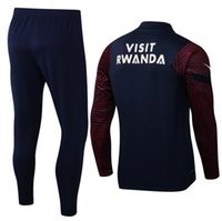 2021 man and kids psg maillot om survêtement  training suit maillot de foot 20 21 football tracksuit football jogging jacket