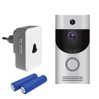 Higestone Outdoor Video Doorbell Wireless TF Card Ring Bell ...