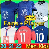20 21 camiseta de fútbol del chelsea fc HAVERTZ WERNER soccer jersey 2020 2021 LAMPARD PULISIC CHILWELL ZIYECH ABRAHAM MOUNT KANTÉ football shirt 4th fourth Cuarto cuarto