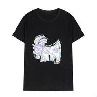 2021 Sommer Herrenkleidung Designer Einfache Logo Druck T-shirt Mode Großzügige Damen Brief Stickerei Top Tees