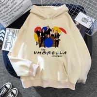 Drôle The Umbrella Academy Hoodies Hommes Kawaii Fashion Harajuku Hiver Hiver Chaud Streetwear Diego Cha-Cha-Cha-Cha-Cha-Cha-Cha-Cha-Cha-Cha-Cha-Cha-cha-Sweatshirts Male H0909
