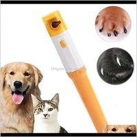Köpek Malzemeleri Ev Gardenpet Clipper Pedi Pet Köpekler Kediler Paw Tırnak Düzeltici Kesim Elektrikli Taşlama Bakım Araçları WX9-1235 Bırak Teslimat 2021 DG