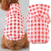 Dog Apparel Cute Cat Puppy Clothes Pet Chihuahua Pug Animal Clothing Coat For Small Medium Schnauzer Pomeranian Costume Drop