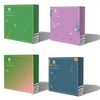 Megamossa Snus 11 färger 24 st Box Styrka 3/6/8/14 mg Tillgänglig medicinsk kvalitet Förpackning Hälsa och säkerhet Bärbar Original Snuskit