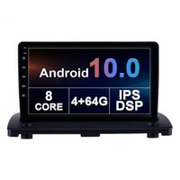 Car DVD Video Player with GPS Navigation for Volvo XC90 2004-2014 Entertainment System 10 Inch 8-Core Android10