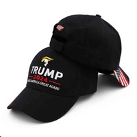 Wholale Fashion High Quality Cap-s 2024 Trump Hat Customize Make- america- great-again Spring Summer Autumn Winter Hat