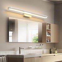 Moderna Lampada a specchio a LED 17W 21W 25W 29W Body in alluminio Body Tronco acrilico Luci Vanity Washroom Spogliatoio