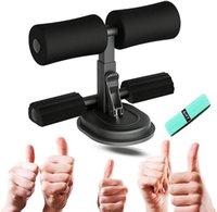 Fiteau Sit Up Assistant Device Wyposażenie fitness Akcesoria Miękka i wygodna instalacja w sekundach Piękniejszy Charminger