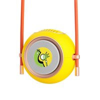 Electric Fans USB Mini Bladeless Fan Hanging Neck Portable 2 Grade Wind Handsfree 2021