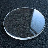 수리 도구 키트 시계 유리 미네랄 싱글 돔 두꺼운 2.0mm 직경 30-38.5mm 투명한 크리스탈 액세서리
