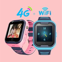 2021 الاطفال الذكية ووتش sos مكافحة خسر الطفل 4 جرام بطاقة sim gps wifi دعوة الموقع lbs تتبع smartwatch كيد الذكية مشاهدة الأطفال الذكية