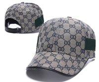 2021 Tasarımcı Beyzbol Şapkası Moda Erkek Bayan Baz Topu Kapaklar Spor Şapka Ayarlanabilir Boyutu Nakış Zanaat Adam Klasik Stil Toptan