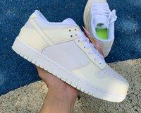 2021 الأخبار أكثر إلى صفر x دونك dunks منخفضة التالي الطبيعة سكيت الأحذية دسم الأبيض عارضة عداء في الهواء الطلق المدربين أحذية رياضية السفينة مع مربع الأصلي
