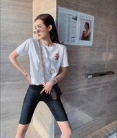 2021 Frauen Luxus T-Shirt Mode Männer Casual Tees Man Kleidung Street Designer Shorts Sleeve Tshirts