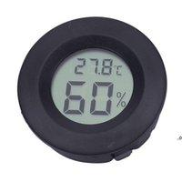 مصغرة lcd الرقمية ميزان الحرارة الرطوبة الثلاجة الفريزر اختبار درجة الحرارة الرطوبة متر كاشف الحرارية الحرارية أدوات داخلي FWF8820