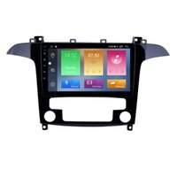 Android Car Dvd Player 9 Inch Gps Navigation System Audio Stereo for Ford S-Max 2007-2008 Auto A C