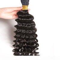 Prodotti per capelli 8A Brasiliani Brasiliani Bulk Capelli Brasiliani Capelli umani brasiliani per intrecciare la sfusa Nessun allegato 3pcs lotto
