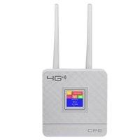 CPF903 3G 4G Hotspot portable LTE WiFi Router WAN / LAN PORT DUAL ANTENNES EXTÉRIEURES DÉLOCKED SANS SANS SANS ROUTER CPE + SIM