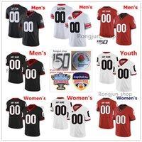 العرف الاطفال النساء الرجال NCAA كلية جورجيا البلدغ كرة القدم 8 AJ الأخضر جيرسي 11 جيك 1 ماثيو ستافورد 5 كيفن بتلر دندي سويفت