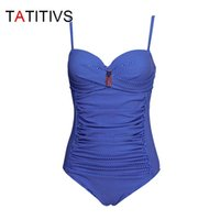 Цельные костюмы Tatitivs плюс размер купальники женщины точка Diamond Brouch one piece купальник 2021 летний боди пляж купальный костюм монокини
