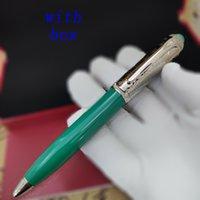 YAMALANG 5A Hoher Qualitätsluxus-Kugelschreiber-Metallbüro-Briefpapier-Mode schreiben exquisite Geburtstagsgeschenk-Festival-Geschenke (mit Box)