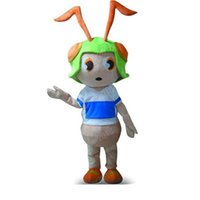 Halloween Cute Ant Mascot Costume High Quality Cartoon Anime theme character Carnival Unisex Adults Outfit Christmas Birthday Party Dress