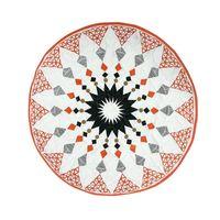 Teppiche Rundes Geometrisches Diamantmuster Baby Spielmatte Durchmesser 90cm Borns Weiches Nickerchen Schlafbettwäsche Spielen Kriechen