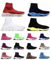 رجل المرأة جورب الأحذية الرياضية السرعة 1 .0 المدربين المتدرسين الفاخرة مدرب رياضة الجوارب 2 أحذية منصة الحجم 36 -45