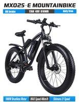 الاتحاد الأوروبي shengmilo 26 بوصة الدراجة الجبلية الكهربائية 1000W 17AH 48V بطارية ليثيوم بطارية الدهون الاطارات دراجة ebike