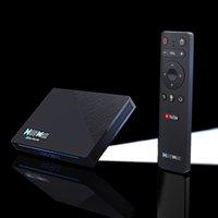 H96Max RK3566 Android 11 TV Box 4K 4GB 32GB Dual Wifi 2.4G 5G BT4 Stream Media Player