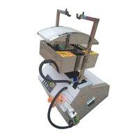 Machine de nouilles double coupe en acier inoxydable 220V Trois moteurs de haute qualité Machines de fabrication de pâtes entièrement automatiques