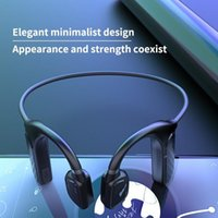 Bone Conduction Headphones Wireless Bluetooth Earphones Sports headsets Noise Reduction Music Stereo Earbuds Waterproof Open Ear for Jogging Running Gym DHL Free