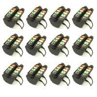 Efekty 12 sztuk / partia Etap LED DJ Światła Ruchome głowice Diody LED Spot Mini Effect Spider 8x10W RGBW