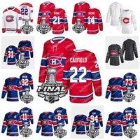 Montreal Canadiens 2021 Stanley Cup Finais Jersey Carey Preço Cole Cole Cukfield Nick Suzuki Gallagher Shea Weber Staal Toffoli Anderson Drouin Allen Byron Kotkaniemi