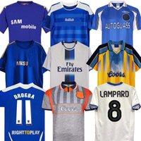 CFC 2011 Retro Soccer Jersey Lampard Torres Drogba 11 12 13 Final 94 95 96 97 98 99 Football Shirts Camiseta Crespo Wise 03 05 06 06 07 07 08 COLE ZOLA Vialli Gullit 1982 1980