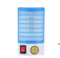 Mini LED night light type Socket Electric Mosquito Repellent Bug Insect Killer Trap Night Lamp Zapper 110 220v HWA6316