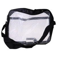 Крестное тело хорошее 15,7 дюйма 40 х 8 30см антистатический прозрачный мешок PVC мешок для чистого заседателя Инструмент для нанесения компьютера