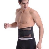 Sports Fitness Waist Support Slimming Belly Shaper Sweating ...