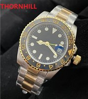 High quality fashion mens 50m waterproof watch Mechanical automatic dress watches 904L Stainless steel bracelet Wristwatch