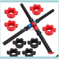 Dumbbells Equipments Supplies Sports & Outdoors1 Set Special Dumbbell Bar Barbell Connecting Hand Bell Grip Rod Household Fitness Equipment